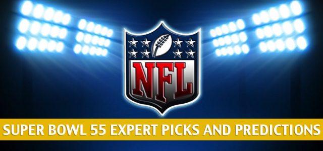 Super Bowl 55 Expert Picks and Predictions 2021