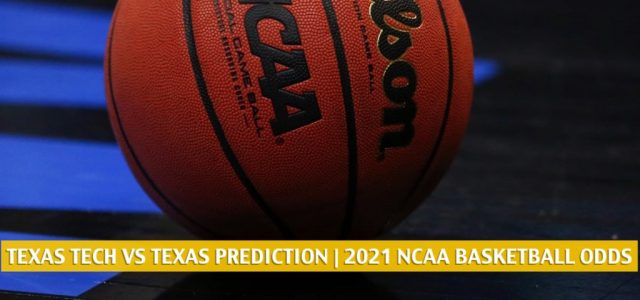 Texas Tech Red Raiders vs Texas Longhorns Predictions, Picks, Odds, and NCAA Basketball Betting Preview – January 13 2021