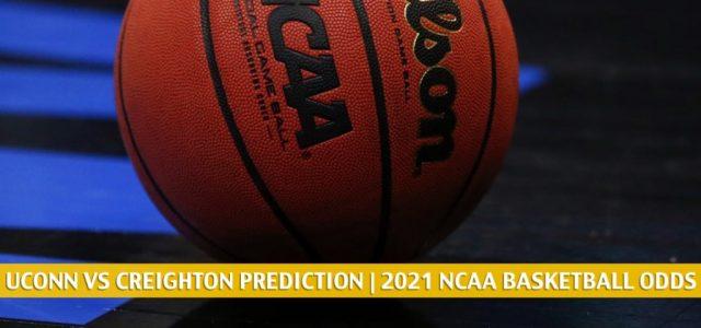 Uconn Huskies vs Creighton Bluejays Predictions, Picks, Odds, and NCAA Basketball Betting Preview – January 23 2021