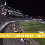 2021 Daytona 500 Expert Picks and Predictions
