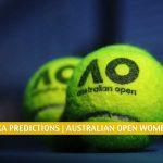 Jennifer Brady vs Naomi Osaka Predictions, Picks, Odds, and Betting Preview | 2021 Australian Open Women's Final - February 20