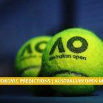 Daniil Medvedev vs Novak Djokovic Predictions, Picks, Odds, and Betting Preview | 2021 Australian Open Men's Final - February 21