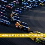 O'Reilly Auto Parts 253 Predictions, Picks, Odds, and NASCAR Betting Preview - February 21 2021