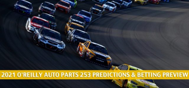 O'Reilly Auto Parts 253 Predictions, Picks, Odds, and NASCAR Betting Preview – February 21 2021