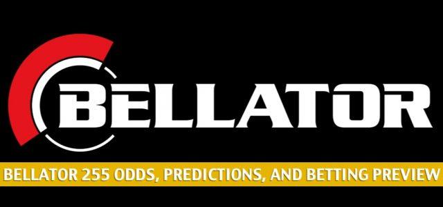 Bellator 255 Predictions, Picks, Odds, and Betting Preview   April 2 2021