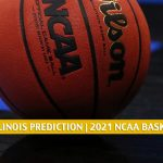 Drexel Dragons vs Illinois Fighting Illini Predictions, Picks, Odds, and NCAA Basketball Betting Preview - March 19 2021