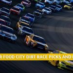 Food City Dirt Race Predictions, Picks, Odds, and NASCAR Betting Preview - March 28 2021