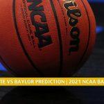 Oklahoma State Cowboys vs Baylor Bears Predictions, Picks, Odds, and NCAA Basketball Betting Preview - March 4 2021