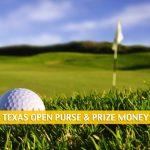 Valero Texas Open Purse and Prize Money Breakdown 2021