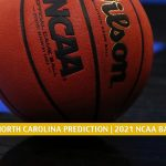 Wisconsin Badgers vs North Carolina Tar Heels Predictions, Picks, Odds, and NCAA Basketball Betting Preview - March 19 2021