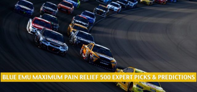 Blue Emu Maximum Pain Relief 500 Expert Picks and Predictions
