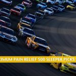 Blue-Emu Maximum Pain Relief 500 Sleepers / Sleeper Picks and Predictions