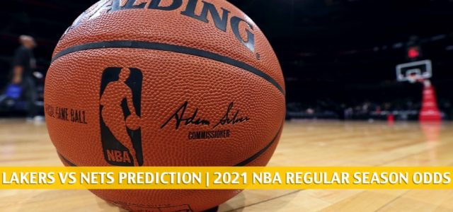 Los Angeles Lakers vs Brooklyn Nets Predictions, Picks, Odds, and Betting Preview | April 10 2021