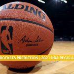 Dallas Mavericks vs Houston Rockets Predictions, Picks, Odds, and Betting Preview   April 7 2021