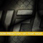 Nina Ansaroff vs Mackenzie Dern Predictions, Picks, Odds, and Betting Preview | UFC Fight Night April 10 2021