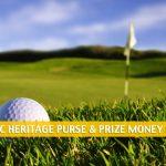 2021 RBC Heritage Purse and Prize Money Breakdown