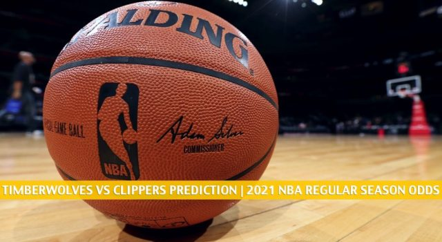Minnesota Timberwolves vs LA Clippers Predictions, Picks, Odds, and Betting Preview | April 18 2021