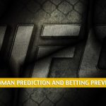 Uriah Hall vs Chris Weidman Predictions, Picks, Odds, and Betting Preview | UFC 261 April 24 2021