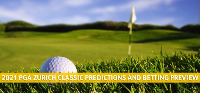 2021 Zurich Classic Predictions, Picks, Odds, and PGA Betting Preview