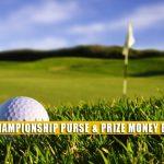 2021 PGA Championship Purse and Prize Money Breakdown