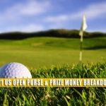 2021 US Open Purse and Prize Money Breakdown