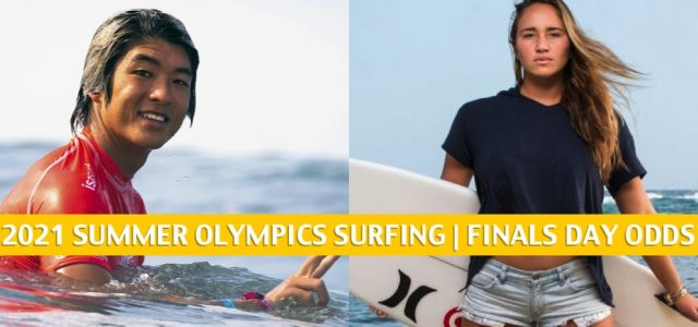 2020-2021 Olympic Surfing Odds and Predictions   Finals Day