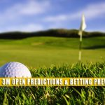 2021 3M Open Predictions, Picks, Odds, and PGA Betting Preview