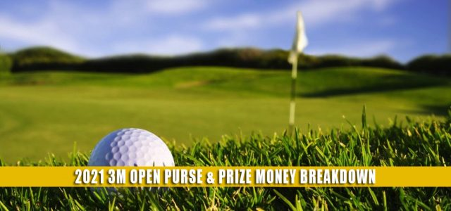 2021 3M Open Purse and Prize Money Breakdown