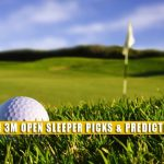 2021 3M Open Sleeper Picks and Predictions