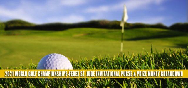 2021 World Golf Championships-FedEx St. Jude Invitational Purse and Prize Money Breakdown