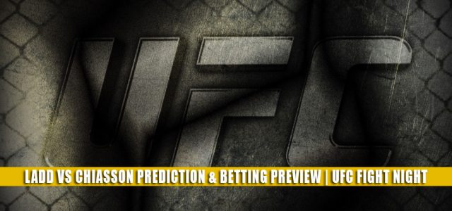 Aspen Ladd vs Macy Chiasson Predictions, Picks, Odds, and Betting Preview   UFC Fight Night July 24 2021