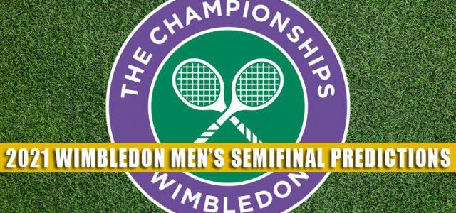 Novak Djokovic vs Denis Shapovalov Predictions, Picks, Odds, and Betting Preview – Wimbledon Men's Singles Semifinals – July 9 2021