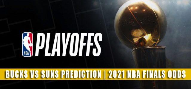 Milwaukee Bucks vs Phoenix Suns Predictions, Picks, Odds, Preview   NBA Finals Game 2 July 8, 2021