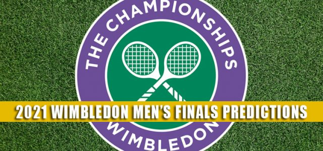 Novak Djokovic vs Matteo Berrettini Predictions, Picks, Odds, and Betting Preview – Wimbledon Men's Singles Finals – July 11 2021
