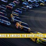 2021 Jockey Made in America 250 Expert Picks and Predictions