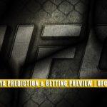 Kyung Ho Kang vs Rani Yahya Predictions, Picks, Odds, and Betting Preview | UFC Fight Night July 31 2021