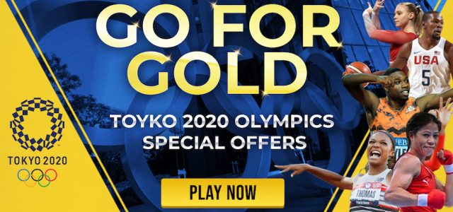 Summer Olympics Betting Promo 2020-21