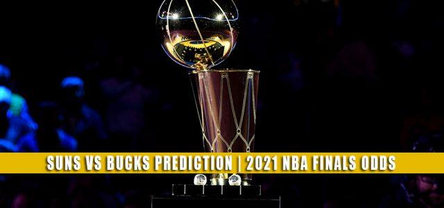 Phoenix Suns vs Milwaukee Bucks Predictions, Picks, Odds, Preview   NBA Finals Game 6 July 20, 2021