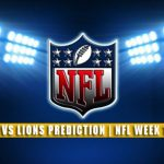 San Francisco 49ers vs Detroit Lions Predictions, Picks, Odds, and Betting Preview | NFL Week 1 – September 12, 2021