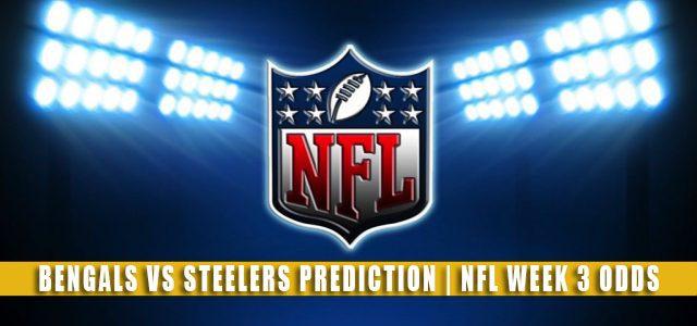 Cincinnati Bengals vs Pittsburgh Steelers Predictions, Picks, Odds, and Betting Preview | NFL Week 3 – September 26, 2021