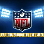 Baltimore Ravens vs Detroit Lions Predictions, Picks, Odds, and Betting Preview | NFL Week 3 – September 26, 2021