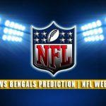 Minnesota Vikings vs Cincinnati Bengals Predictions, Picks, Odds, and Betting Preview   NFL Week 1 – September 12, 2021