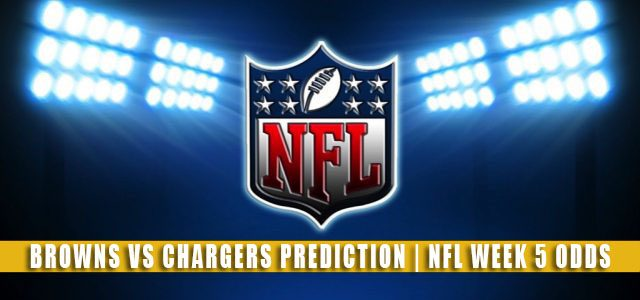 Cleveland Browns vs Los Angeles Chargers Predictions, Picks, Odds, and Betting Preview | NFL Week 5 – October 10, 2021