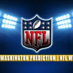 New Orleans Saints vs Washington Football Team Predictions, Picks, Odds, and Betting Preview   NFL Week 5 – October 10, 2021