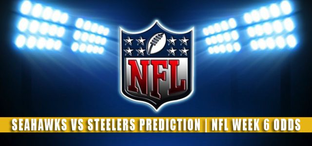 Seattle Seahawks vs Pittsburgh Steelers Predictions, Picks, Odds, and Betting Preview | NFL Week 6 – October 17, 2021