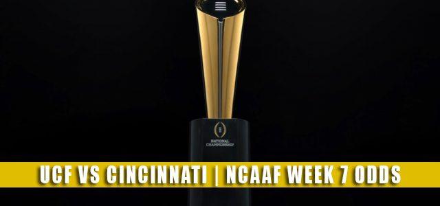 UCF Knights vs Cincinnati Bearcats Predictions, Picks, Odds, and NCAA Football Betting Preview | October 16 2021