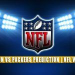 Washington Football Team vs Green Bay Packers Predictions, Picks, Odds, and Betting Preview   NFL Week 7 – October 24, 2021