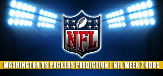 Washington Football Team vs Green Bay Packers Predictions, Picks, Odds, and Betting Preview | NFL Week 7 – October 24, 2021