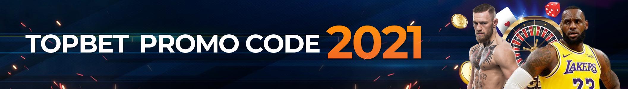 TopBet Promo Code 2021 Sportsbook and Casino