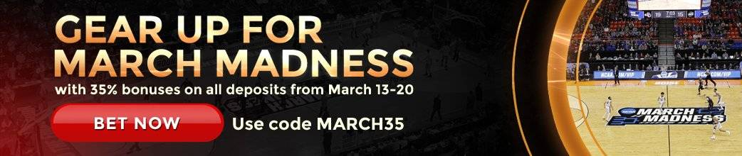 March Madness Deposit Promotion (MARCH35)
